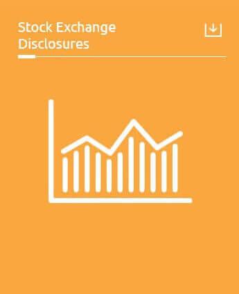 Stock Exchange Disclosures